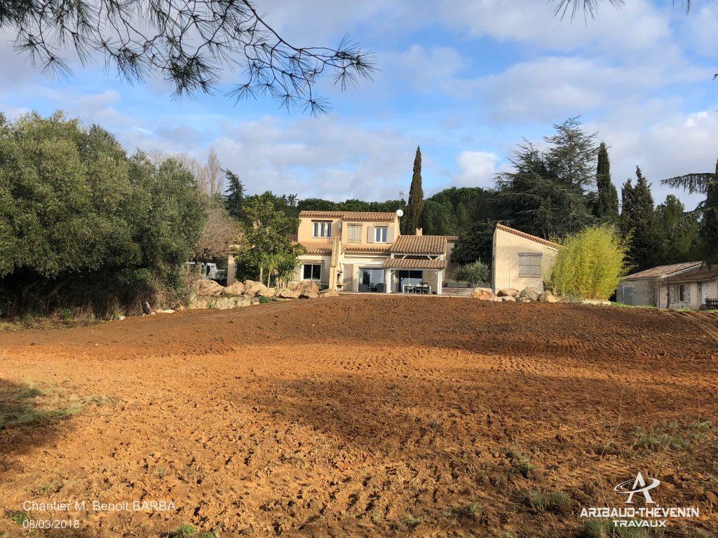 Installation assainissement non collectif sur l'Hérault (34)
